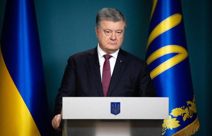 Порошенко обнародовал улучшенный указ овоенном положении вгосударстве Украина