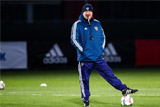 Черчесов стал четвертым в списке лучших тренеров сборных-2018 по версии IFFHS