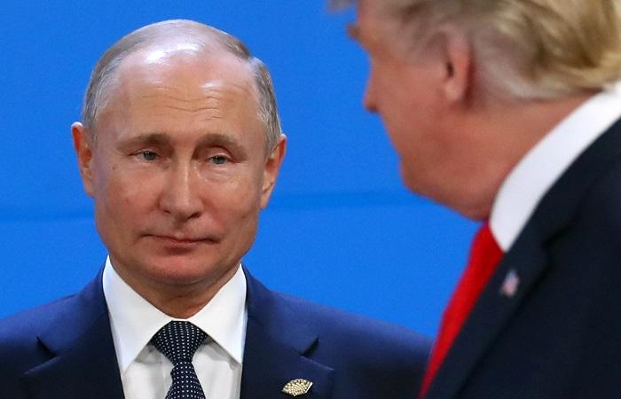 Помощник Путина сообщил, что президент РФ поздоровался с Трампом на саммите G20