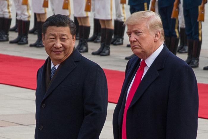 Си Цзиньпин и Трамп договорились по тарифам
