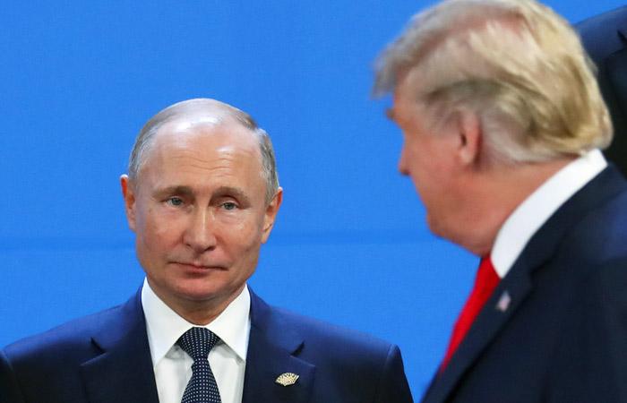 Трамп собрался с Путиным и Си Цзиньпином проблему гонки вооружений