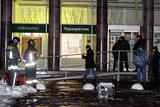 Устроивший взрыв в супермаркете Петербурга отправлен на принудительное лечение