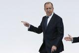 Лавров заявил о грубейшем вмешательстве США и ЕС в дела Македонии