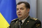 Министр обороны Украины заявил, что ВМС продолжат пользоваться Керченским проливом