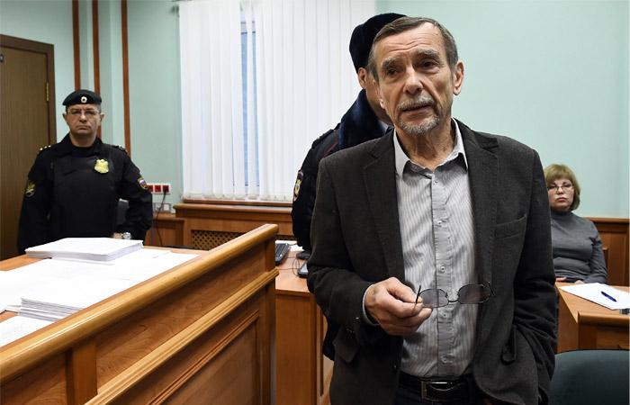 Мосгорсуд отказался освободить Льва Пономарева