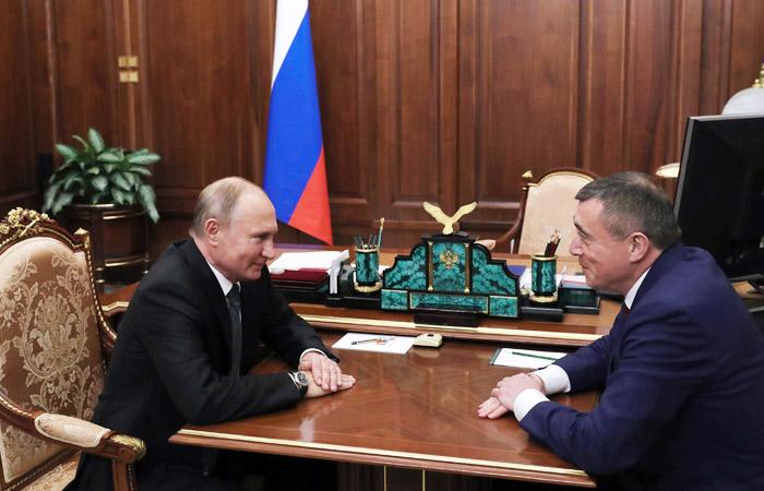 "Путин назначил Валерия Лимаренко из ""Росатома""  врио губернатора Сахалинской области"