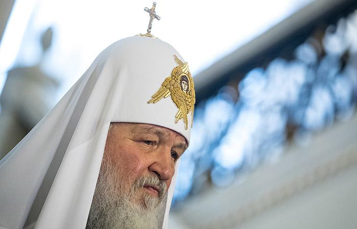 Патриарх Кирилл заявил о недопустимости создания независимой церкви на Украине