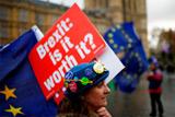 Британский парламент проголосует по Brexit до 21 января