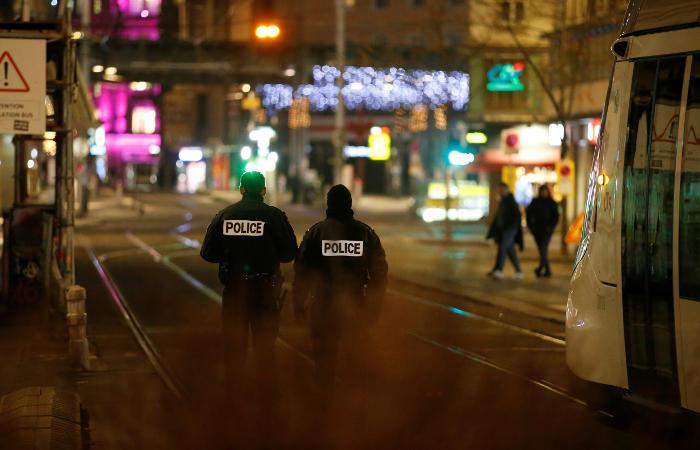 При стрельбе в Страсбурге один человек погиб