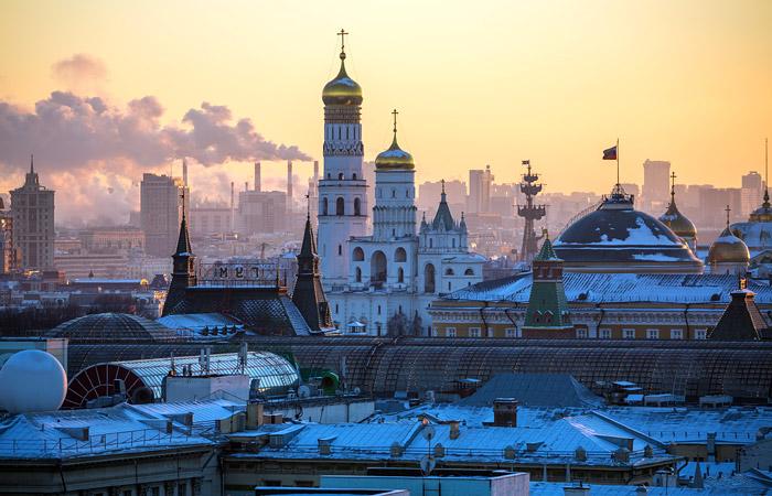 К концу недели в Москве похолодает до минус 18
