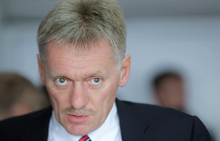 Песков заявил, что в РФ не будут менять ход дела украинских моряков из-за позиции США по саммиту