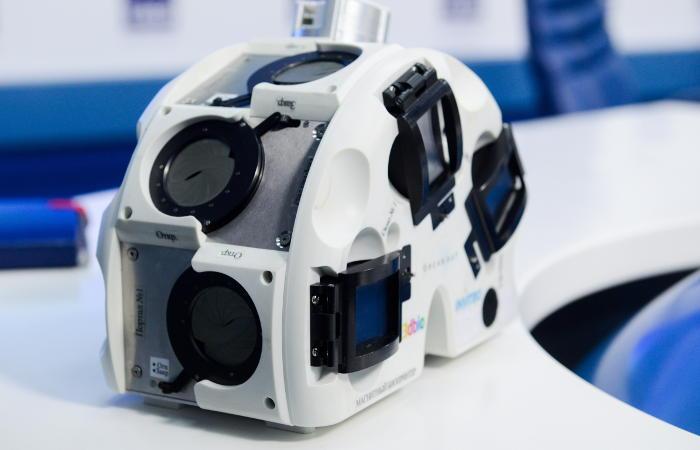 Российский биопринтер на МКС распечатал человеческие ткани