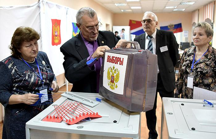 Кожемяко лидирует с большим отрывом на выборах губернатора Приморья