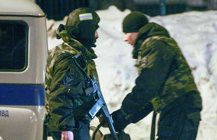 В московском общежитии задержали ингушских студентов-геологов