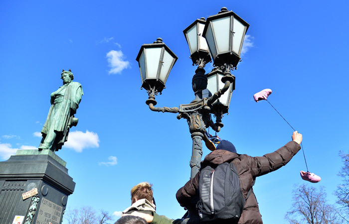Госдума ввела наказание за вовлечение детей в несанкционированные митинги