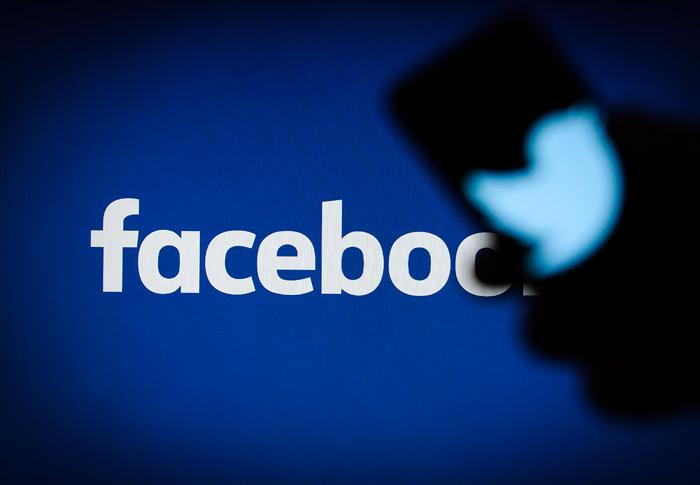 Роскомнадзор пригрозил Facebook и Twitter штрафами в 5 тысяч рублей
