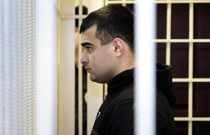 Обвиняемый в убийстве пауэрлифтера Драчева осужден на 18 лет