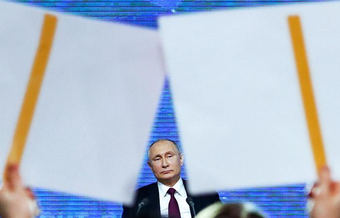 Большая пресс-конференция Путина. Цитаты и контекст