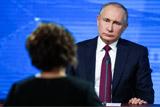 Большая пресс-конференция Владимира Путина. Онлайн