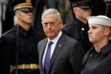 Трамп объявил о грядущей отставке министра обороны