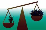 Общественная палата РФ назвала Россию в числе лидеров в мире по социальному неравенству