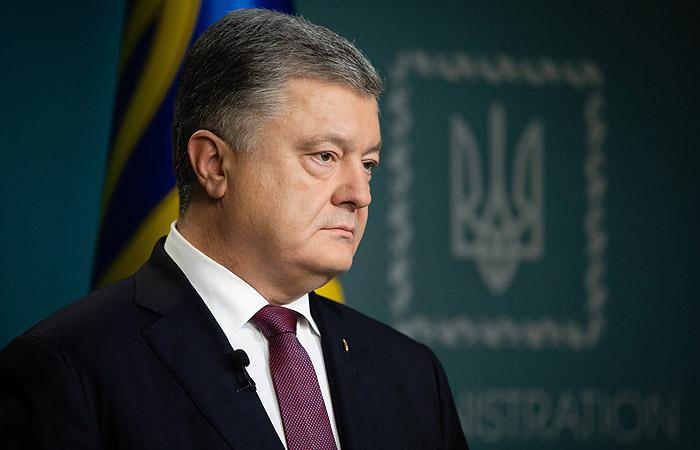 Порошенко подписал закон о переименовании УПЦ