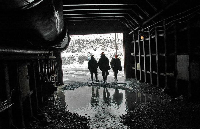 На руднике в Соликамске произошло задымление