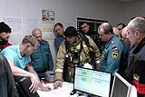 Спасатели ликвидировали пожар в соликамской шахте