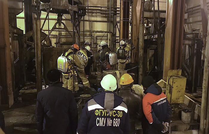 На шахте в Соликамске обнаружили тело девятого горняка