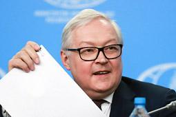 Сергей Рябков: санкционная политика США бесплодна и отомрёт сама собой