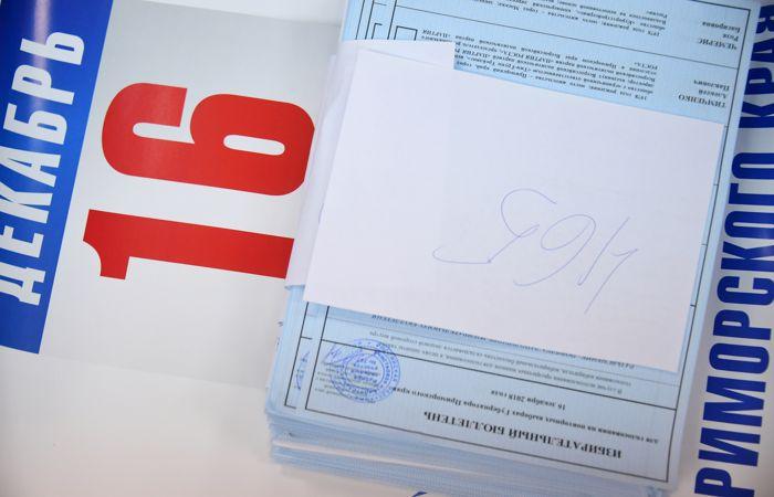 """Движение """"Голос"""" заявило о фальсификациях на выборах в Приморье"""