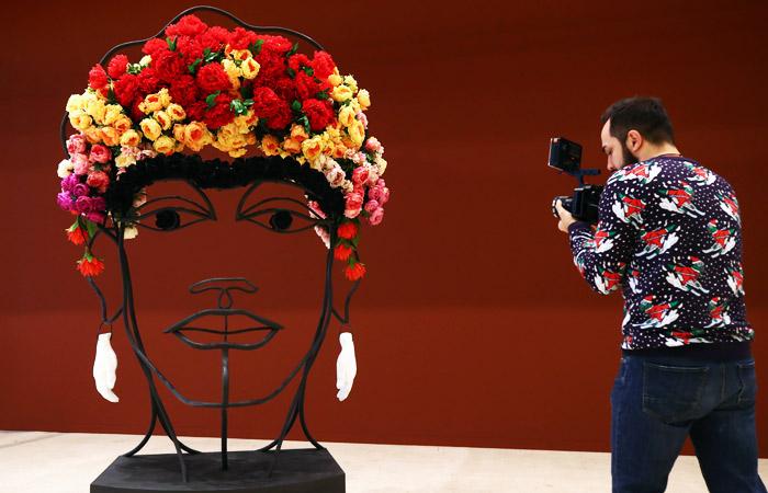 """Праздники с искусством: """"Viva la Vida"""". Фрида Кало и Диего Ривера"""