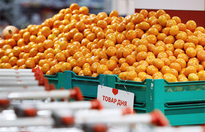 Роскачество рассказало, как выбрать мандарины к новогоднему столу