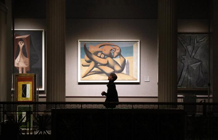 Праздники с искусством: Пикассо & Хохлова