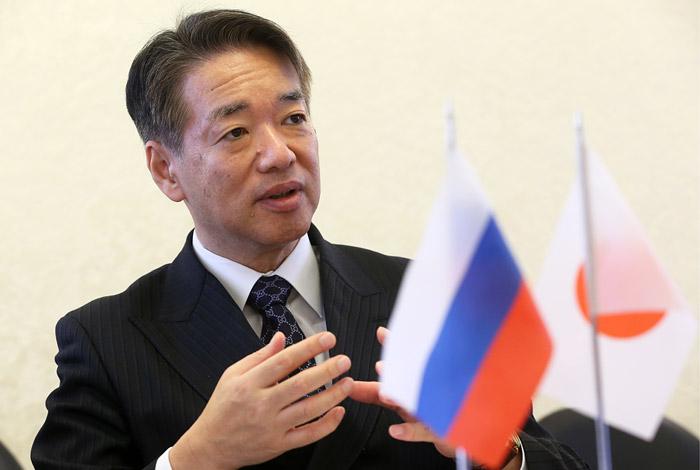 Посол Японии в России: мы бы хотели сохранить положительный импульс в двусторонних отношениях
