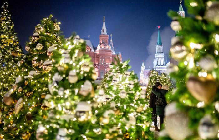 Гидрометцентр дал прогноз на январские праздники в Москве