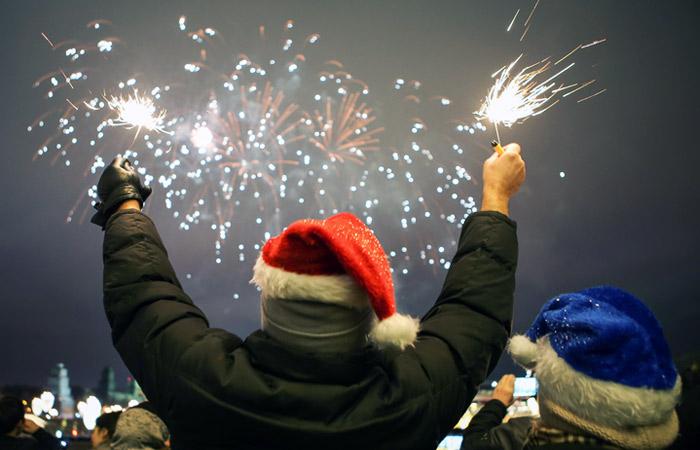 В Новый год на Красной площади запретят алкоголь и фейерверки