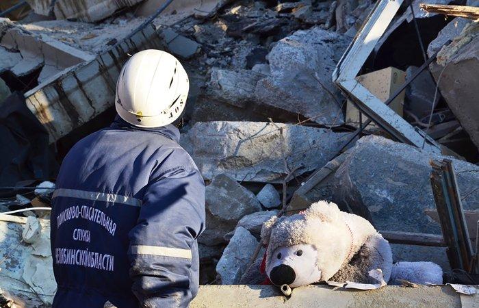 Число погибших из-за взрыва в Магнитогорске выросло до семи человек