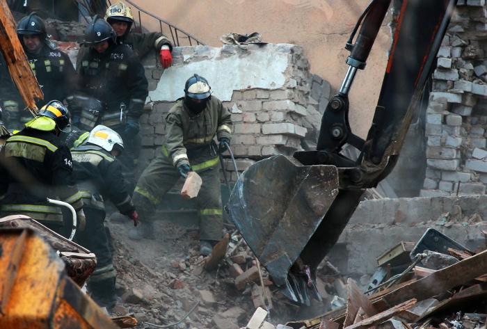МЧС подтвердило гибель троих человек в Магнитогорске