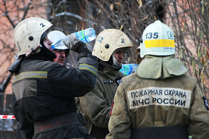 В многоквартирном доме в Магнитогорске взорвался газ