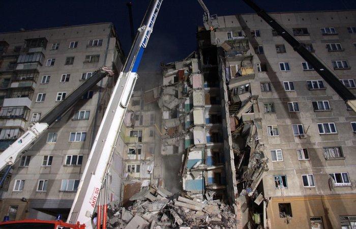 Жильцы пострадавшего дома в Магнитогорске ранее жаловались на запах газа