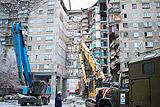 Следователи не нашли следов взрывчатки на фрагментах дома в Магнитогорске