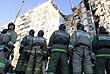 Последствия взрыва газа в доме в Магнитогорске