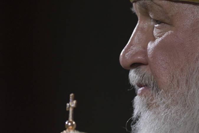 Украинская таможня задержала тираж рождественского послания патриарха Кирилла