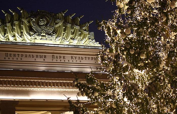 Собянин пообещал разобраться с причинами инцидента в Парке Горького