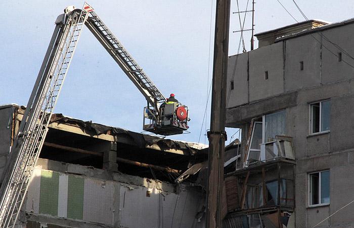 В Магнитогорске нашли девятого погибшего под обломками жилого дома