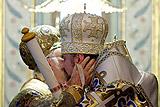 Патриарх Варфоломей вручил томос предстоятелю новой церкви Украины