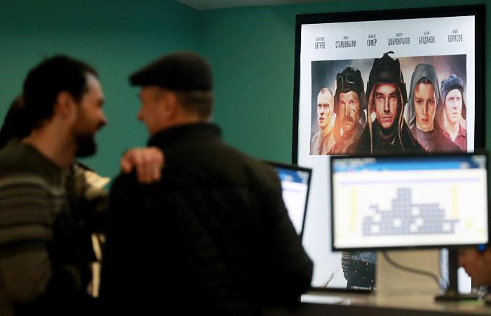 Две трети кинозрителей в новогодние праздники купили билеты на отечественные фильмы