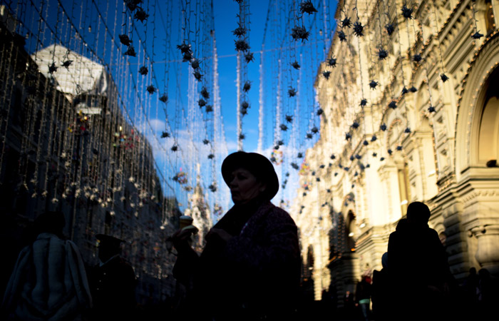 Синоптики пообещали москвичам оттепель на старый Новый год