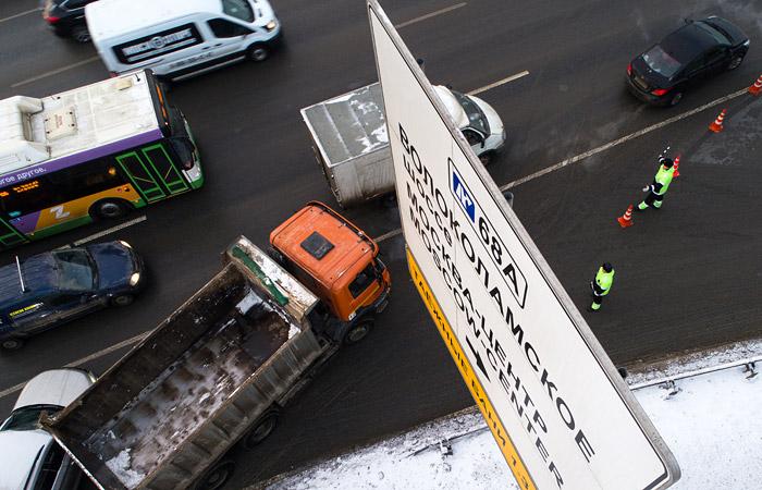 Тушинский тоннель в Москве открыли после затопления